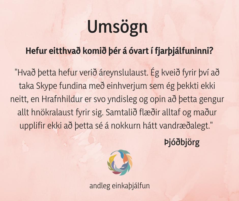 þjóðbjörg 1